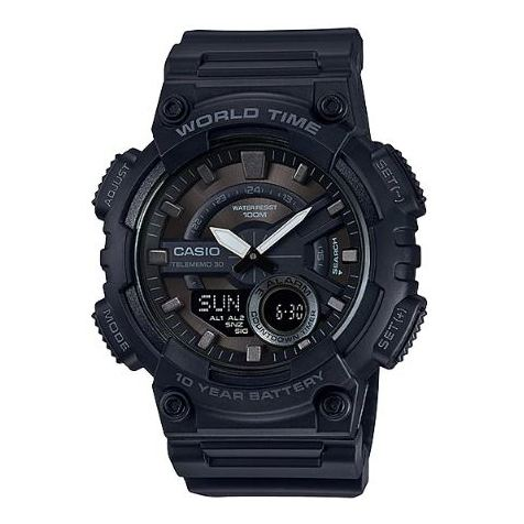 Casio AEQ-110W-1BV Watch