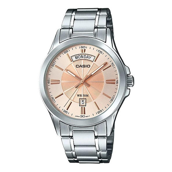 Casio MTP-1381D-9AV Enticer Men's Watch