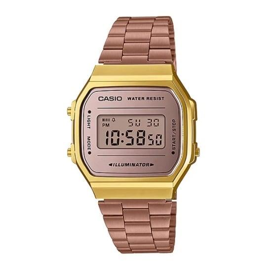 Casio A168-WECM5 Vintage Unisex Watch
