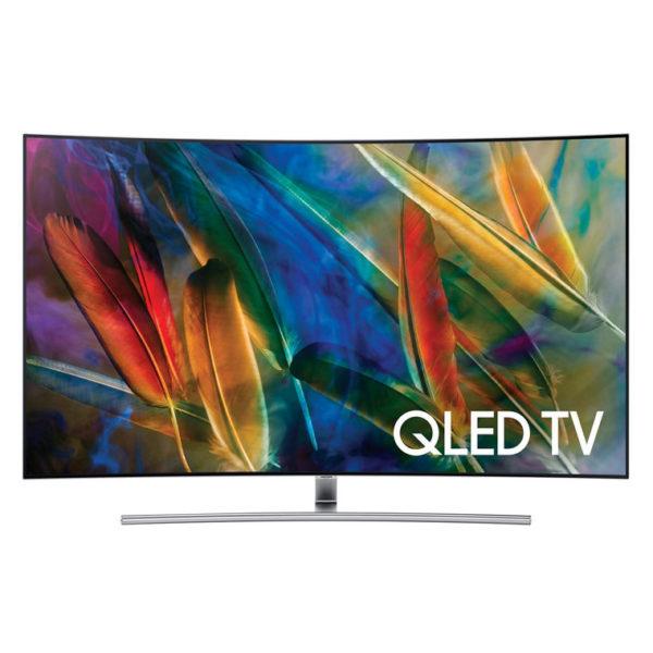 Samsung 55Q7C 4K Curved Smart QLED Television 55inch