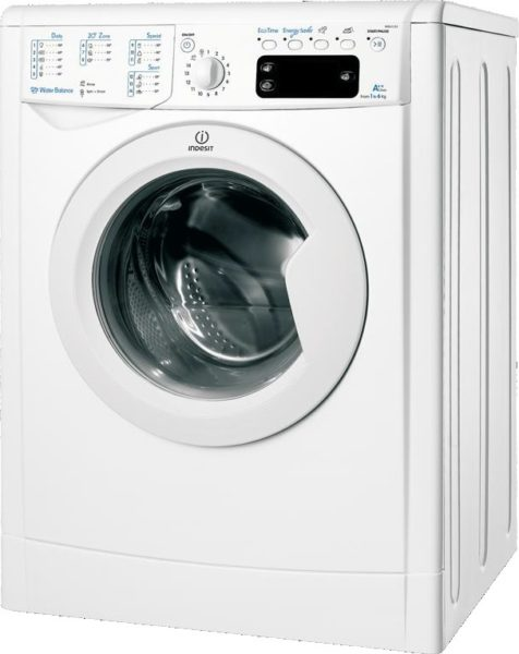 Indesit Front Load Washer 6kg IWE61251CECOGCC