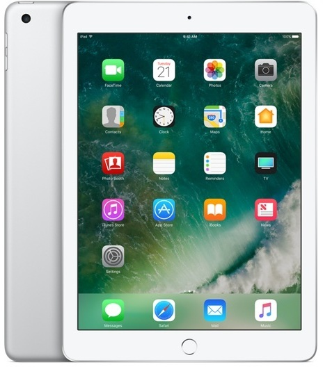 Apple iPad - iOS WiFi 128GB 9.7inch Silver