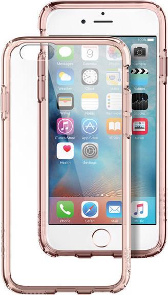 cheap for discount e695d df57e Buy Spigen SGP11726 Ultra Hybrid Case Rose Crystal For IPhone 6S ...