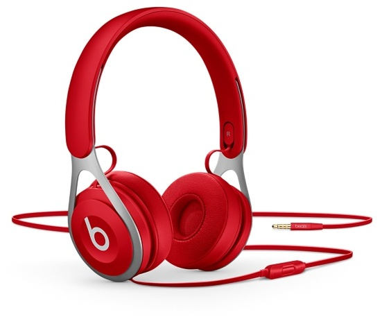 Beats ML9C2ZM/A EP On-Ear Headphones Red