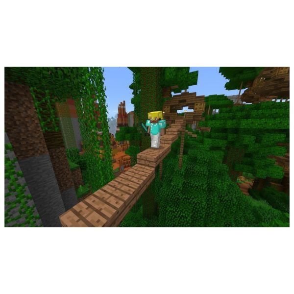 Nintendo Switch Minecraft Bedrock Edition Game Price Specifications