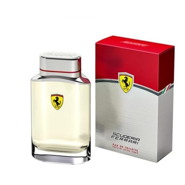 Ferrari Scunderia Perfume For Men 125ml Eau de Toilette