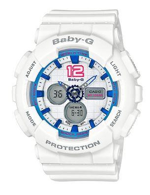 Casio BA-120-7BDR Baby G Watch