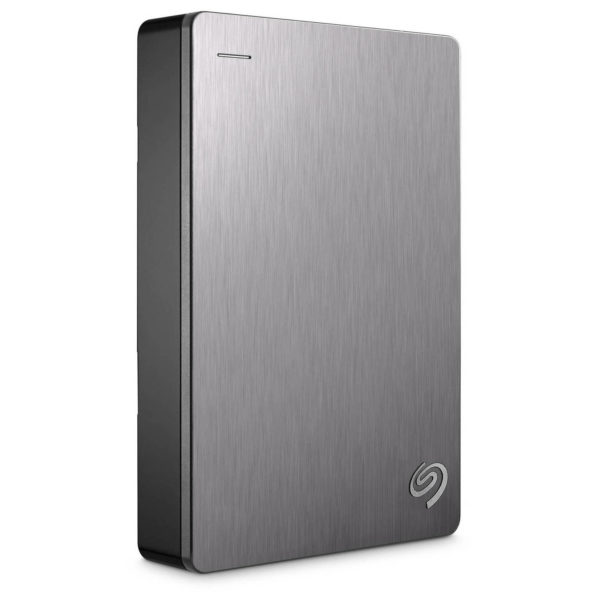 Seagate Backup Plus Portable External Drive 4TB USB3.0 Silver