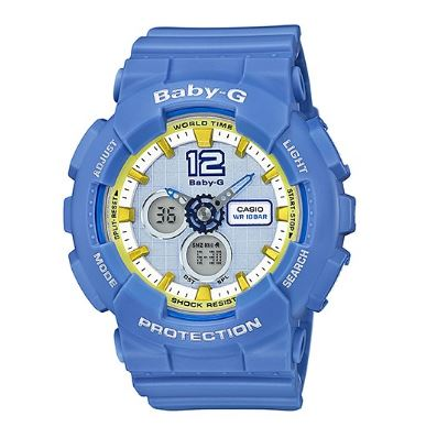 Casio BA-120-2BDR Baby G Watch