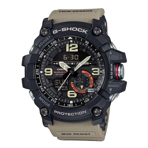 Casio GG10001A5DR G Shock MudMaster Watch