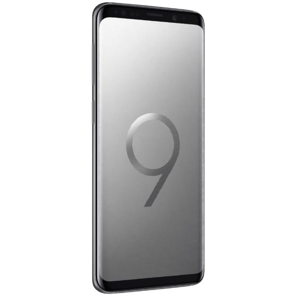Samsung Galaxy S9 128GB Titanium Grey 4G Dual Sim