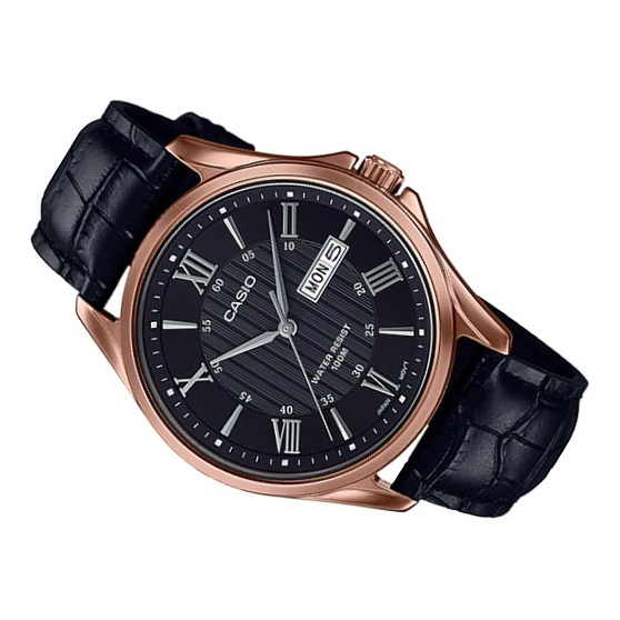 Casio MTP-1384L1A2V Enticer Men's Watch