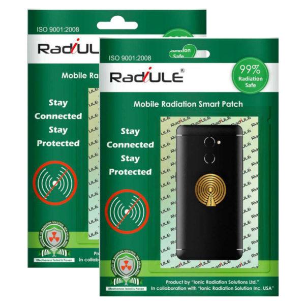 Radiule Mobile Radiation Safety Gold x2