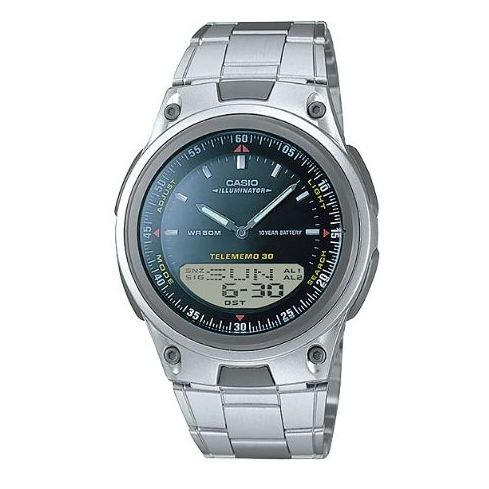 Casio AW-80D-1AV Youth Unisex Watch