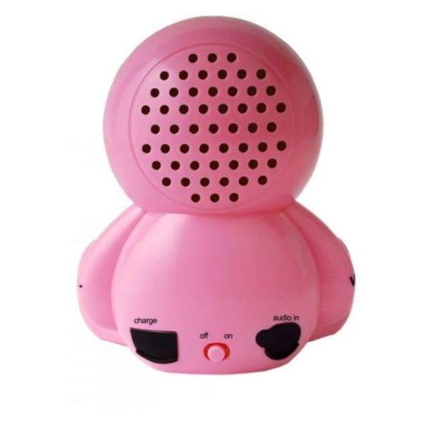 BlueTrek Speaky Bluetooth Speaker Pink
