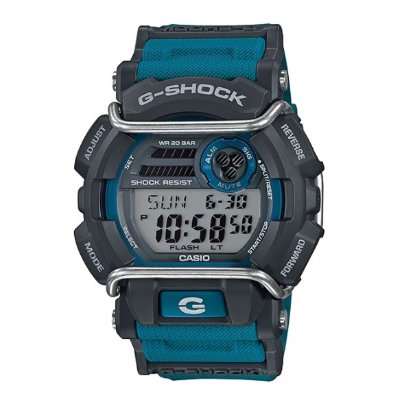 Casio GD-400-2 G-Shock Watch