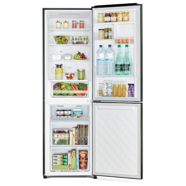 Hitachi Bottom Freezer 330 Litres RBG410PUK6GBK