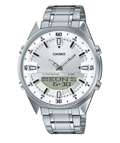 Casio AMW-830D-7AV Dress Men's Watch