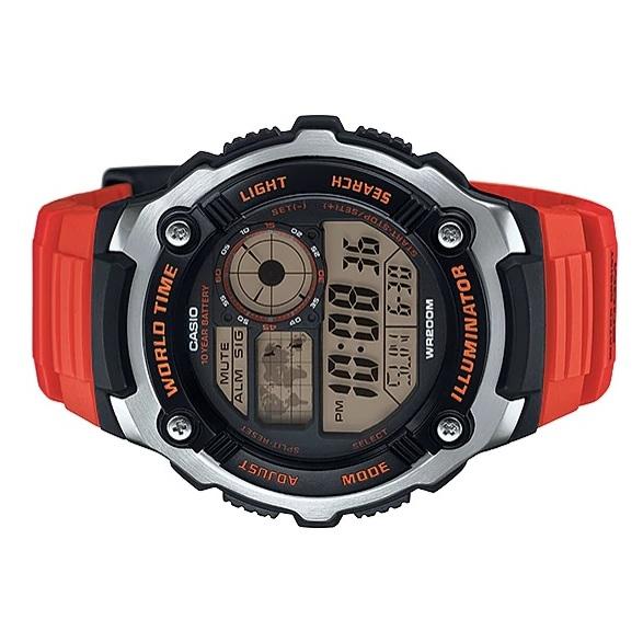 Casio AE-2100W-4AV Youth Unisex Watch