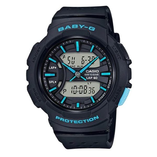 Casio BGA2401A3DR Baby G Watch