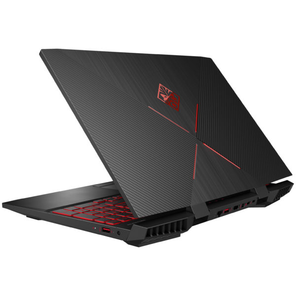 HP OMEN 15-DC0005NE Gaming Laptop - Core i7 2.2GHz 16GB 1TB+256GB 4GB Win10 15.6inch UHD Shadow Black