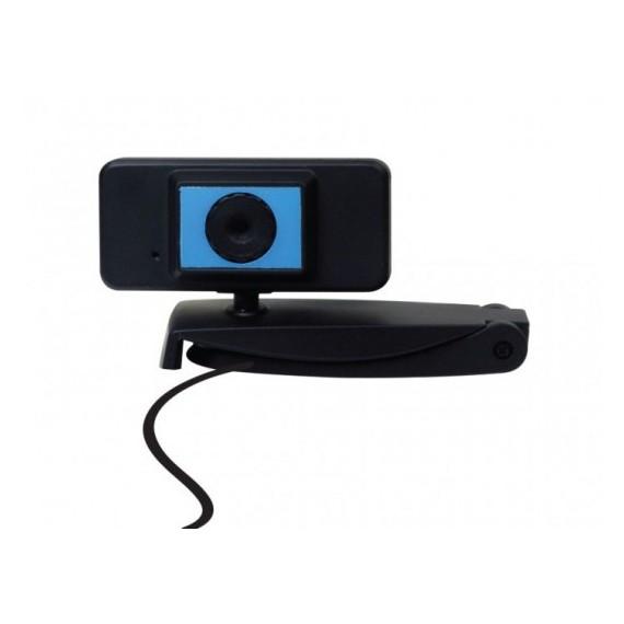 Vivitar V49252 Deluxe Webcam Black