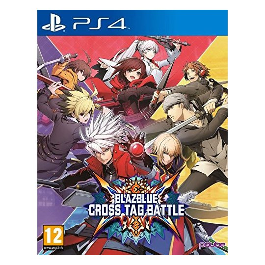PS4 Blazblue: Cross Tag Battle Game