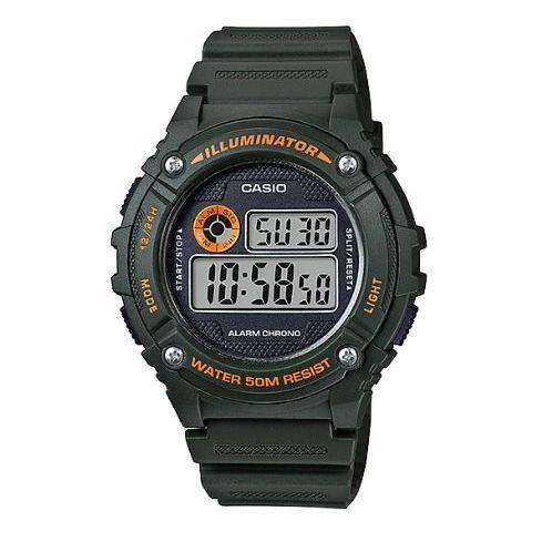 Casio W-216H-3BV Youth Unisex Watch
