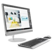 Lenovo IdeaCentre AIO 520 Touch Desktop - Core i5 1.6GHz 8GB 1TB 2GB Win10 21.5inch FHD Silver