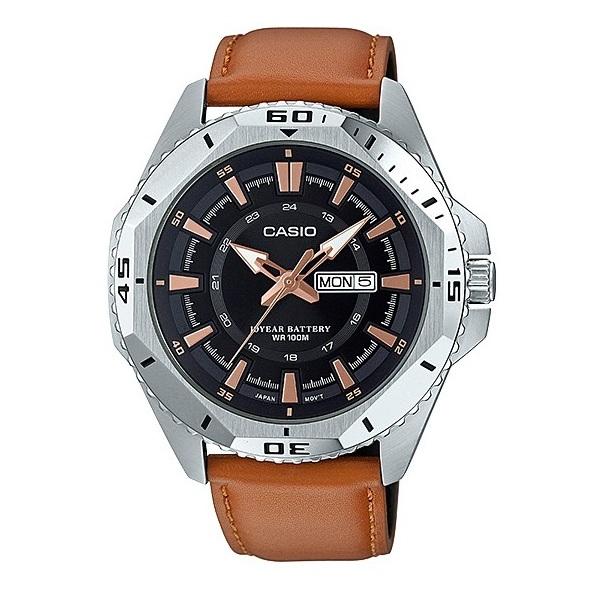 Casio MTD-1085L-1AV Dress Men's Watch