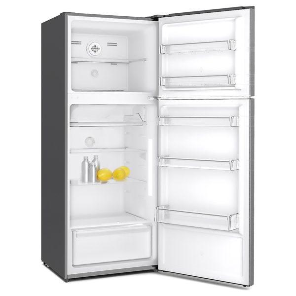 Haier Top Mount Refrigerator 500 Litres HRF535SS