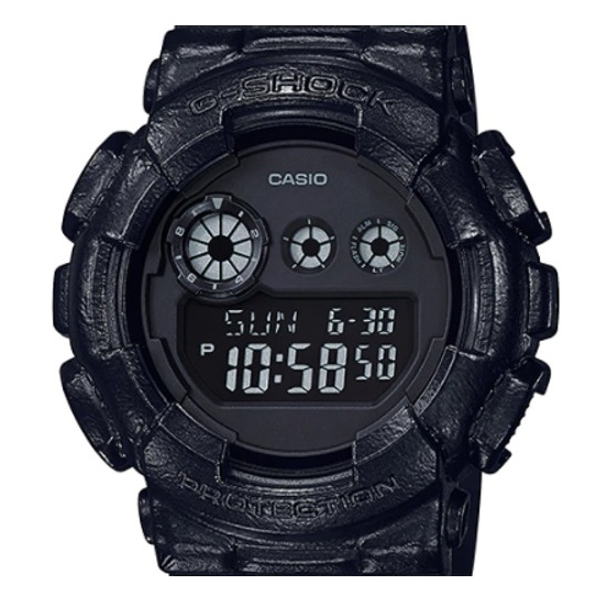 Casio GD-120BT-1 G-Shock Watch