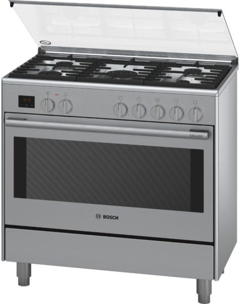 Bosch 5 Gas Burners Cooker HSB738357M