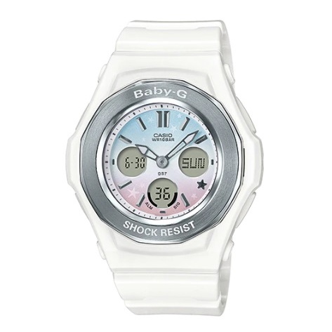 Casio BGA100ST7ADR Baby G Watch