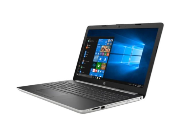 HP 15-DA0012NE Laptop - Core i7 1.8GHz 4GB 1TB Shared Win10 15.6inch FHD Natural Silver