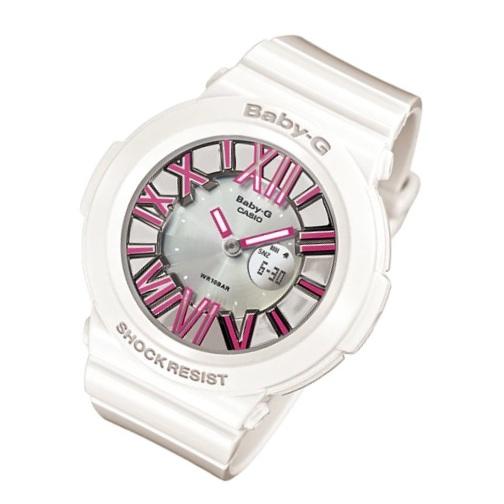Casio BGA1607B2DR Baby G Watch