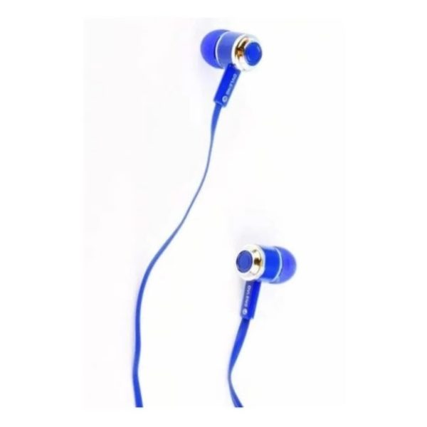 Ovleng iP170 Wired Earphone Blue