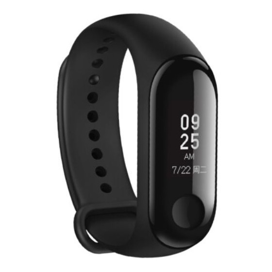 48e72bba572 Buy Xiaomi Mi Band 3 Fitness Tracker Black – Price, Specifications &  Features | Sharaf DG