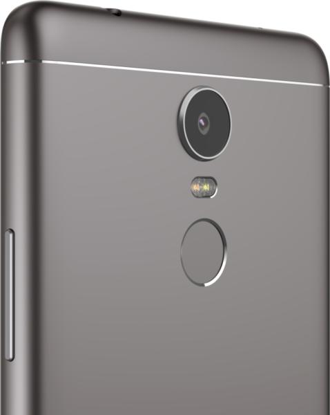 Buy Lenovo K6 Note 4G Dual Sim Smartphone 32GB Grey – Price