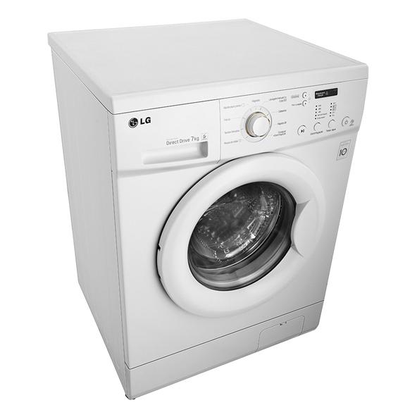 LG Front Load Washer 7kg F10C3QDP2