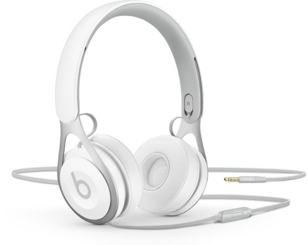 Beats ML9A2ZMA EP On Ear Headphones White