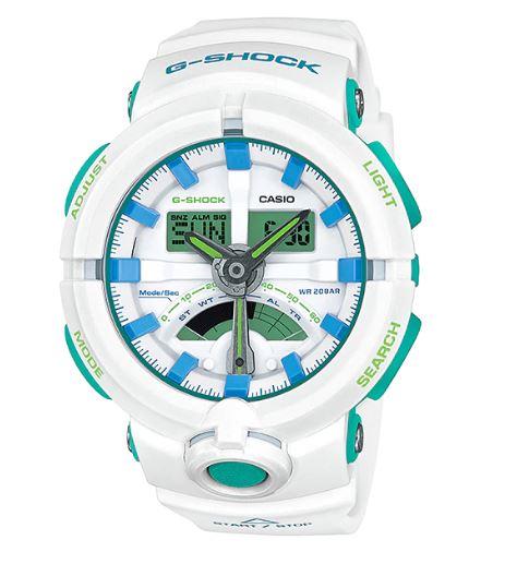 Casio GA-500WG-7ADR G-Shock Watch