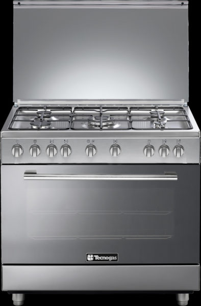 Tecnogas 4 Gas Burners Cooker C3X96G5VE
