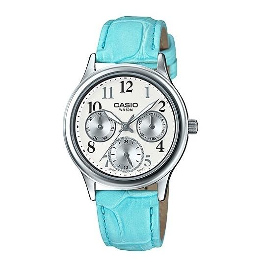 Casio LTP-E306L-7BV Enticer Women's Watch