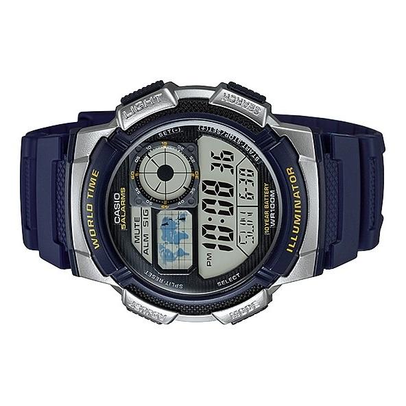 Casio AE-1000W-2AV Watch