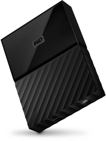 Western Digital WDBYFT0040BBK My Passport Hard Drive 4TB Black