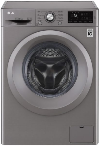 Lg Front Load Washer 6kg F2j5nnp7s Price Specifications
