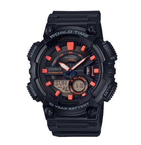 Casio AEQ-110W-1A2V Youth Men's Watch