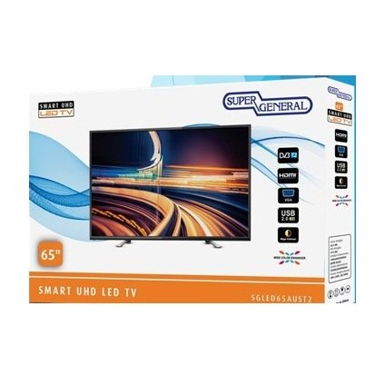 Super General 65AUST2 4K UHD Smart LED Television 65inch