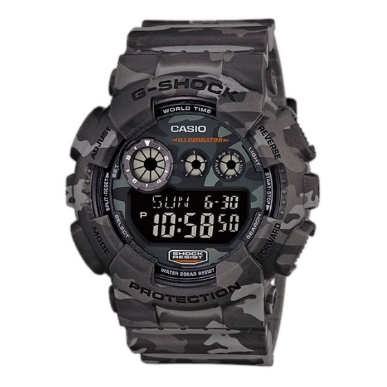 Casio GD-120CM-8 G-Shock Watch